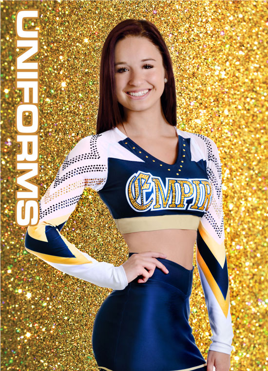 6835ba0414f MEE Sports the premier provider of custom cheerleading uniforms in the USA  and Canada
