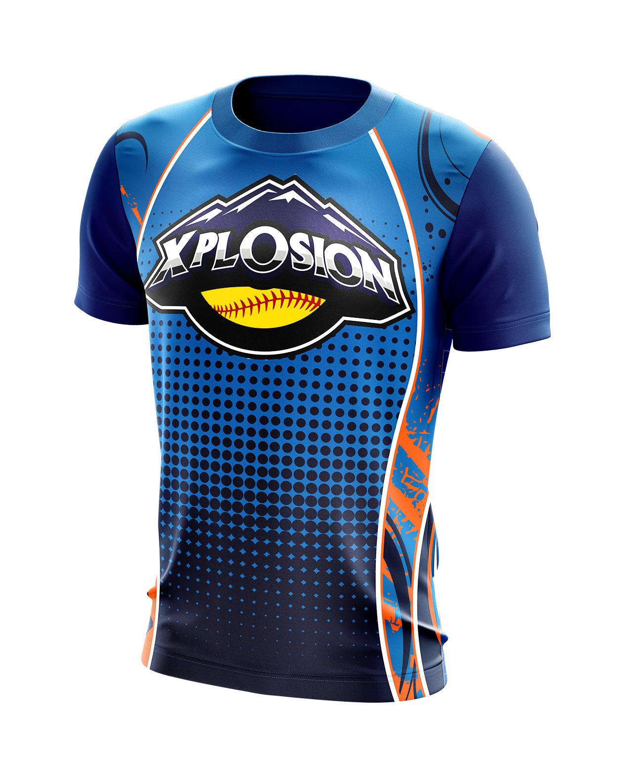 huge discount eec3d 60e8a Slo Pitch T-shirts Jerseys & Uniforms