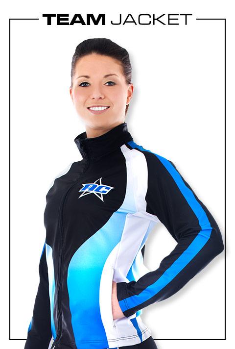 sport team jacket